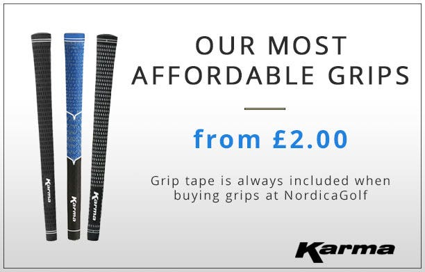Karma Golf Grips From £2.00