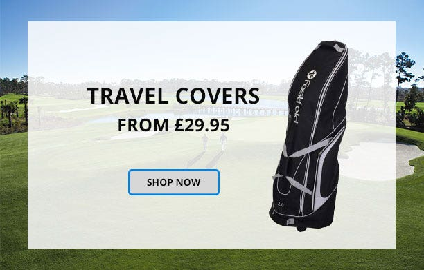 Buy your Golf Travelcover at NordicaGolf